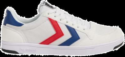 hummel STADIL LIGHT CANVAS Sneakers 208263-9253 wit 208263-9253