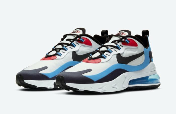 react Nike Air max 270