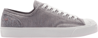 Converse Jack Purcell Renew Low 'Grey Twill' Grey 169613C