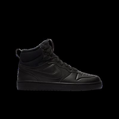 Nike Court Borough Mid 2 Boot Zwart BQ5440-001