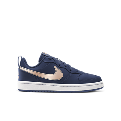 Nike Court Borough Low 2 Blauw BQ5448-401