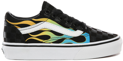 Vans Old Skool Glow Flame Black VN0A4BUUESY1