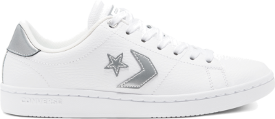 Converse Converse All Court Low Top White/ Silver 568900C