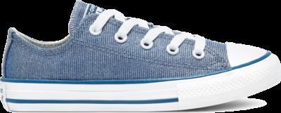 Converse Glitter Textile Chuck Taylor All Star Ice Blue/Cape Blue/Photon Dust 668473C