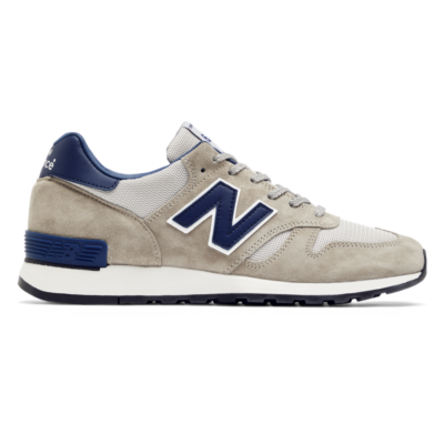 Herren New Balance 670 Grey/Navy
