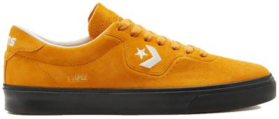 Converse Louie Lopez Pro Mono Classic Suede Saffron Yellow 169491C