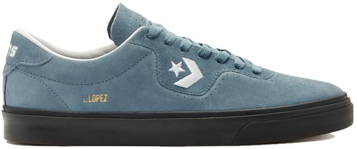 Converse Louie Lopez Pro Mono Classic Suede Lakeside Blue 169492C