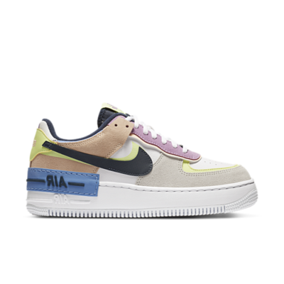Nike Air Force 1 Shadow Grijs CU8591-001