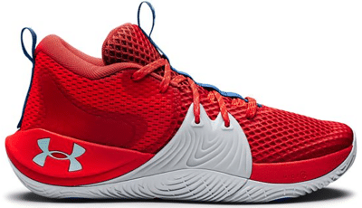 Under Armour Embiid 1 Red 3023086-603
