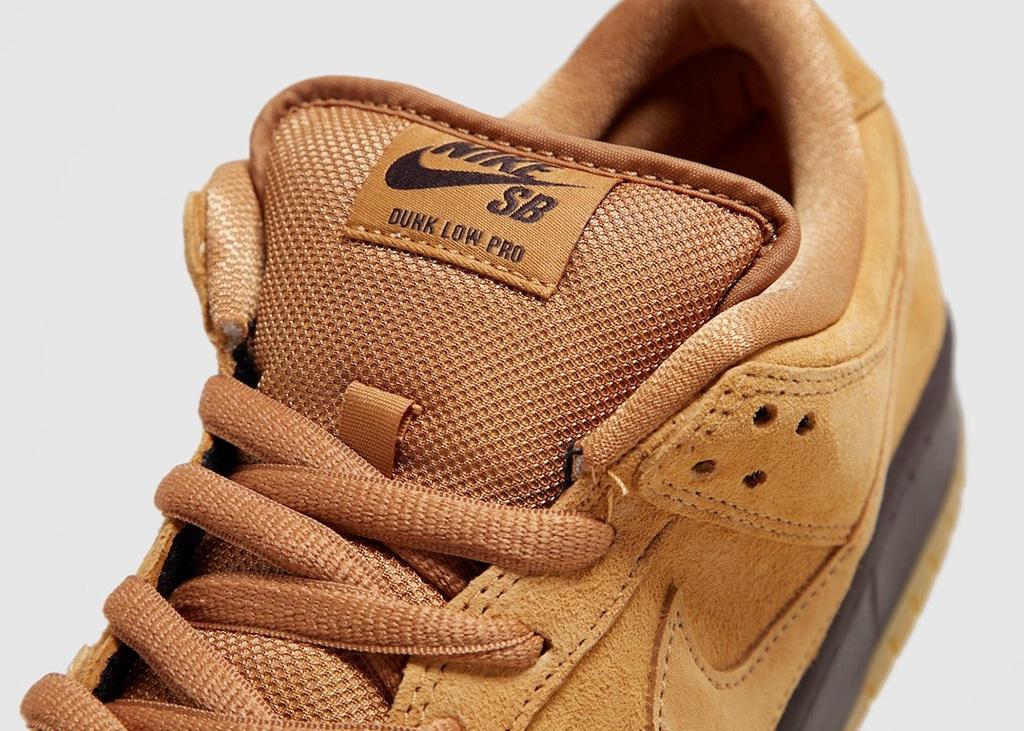De nieuwe Nike SB Dunk Low Wheat Mocha zien er uit om op te eten