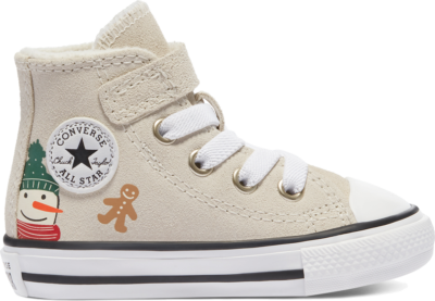 Converse Winter Holidays Easy-On Chuck Taylor All Star High Top Black 770045C