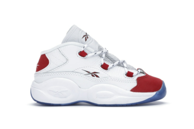 Reebok Question Mid Red Toe 25th Anniversary (TD) FY2267