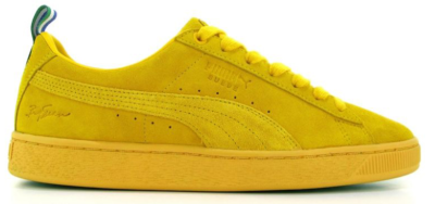 Puma Suede Spectre Big Sean Yellow 367413 01