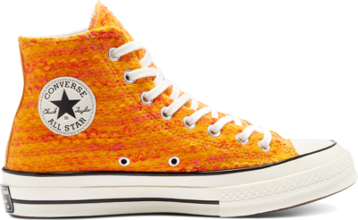 Converse Warm At Heart Chuck 70 High Top Gold Dart/Red/Egret 169246C