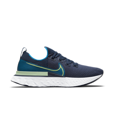 Nike React Infinity Run Flyknit Blauw CD4371-402