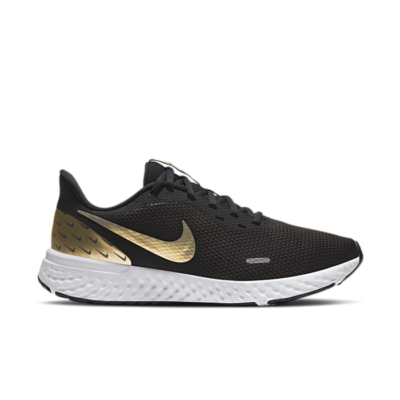 Nike Revolution 5 Premium Zwart CV0158-001
