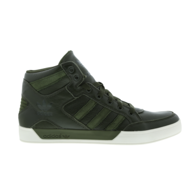 "adidas Hardcourt Waxy ""Crafted"" Green BB6783"