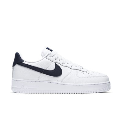 Nike Air Force 1 Craft White Obsidian CT2317-100