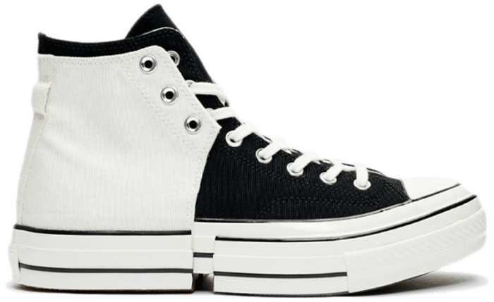 Converse Chuck Taylor All-Star 2-in-1 70s Hi Feng Chen Wang Ivory Black 169839C