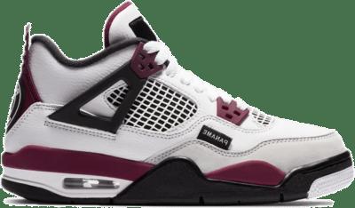 Jordan 4 Retro X PSG White CZ6509-100