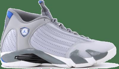 Jordan 14 Retro Wolf Grey 487471-004