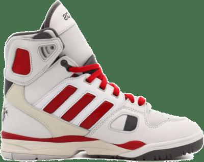 "adidas Originals x KID CUDI TORSION ARTILLER ""SCARLET"" FZ0883"