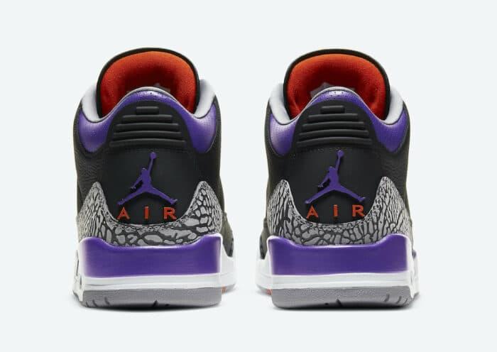 air nike Jordan 3 court sun