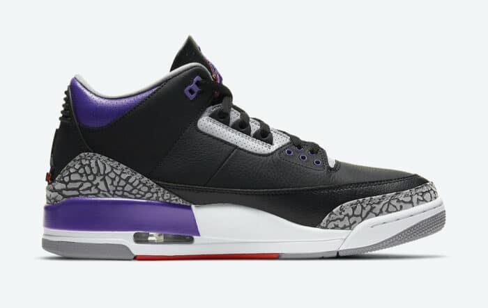 Nike Air Jordan 3 court