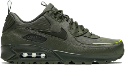"Nike Air Max 90 Surplus ""Cargo Khaki"" CQ7743-300"
