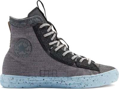 Converse Chuck Taylor All Star Crater High Top Black/Dark Grey/Light Grey 169418C