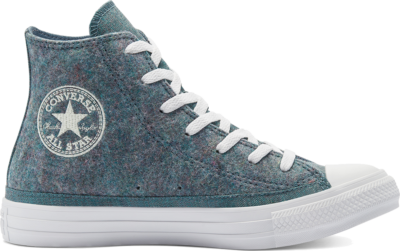 Converse Renew Chuck Taylor All Star High Top Lakeside Blue/Powder Green 169419C
