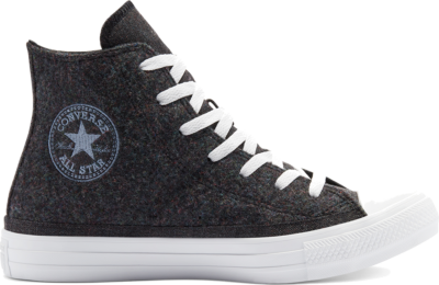 Converse Renew Chuck Taylor All Star High Top Black/Lakeside Blue/White 169420C