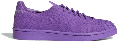 adidas Pharrell Williams Superstar Primeknit Active Purple S42929