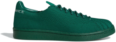 adidas Pharrell Williams Superstar Primeknit Dark Green S42928