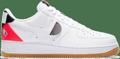 "Nike Air Force 1 '07 LV8 ""NBA White"" CT2298-101"