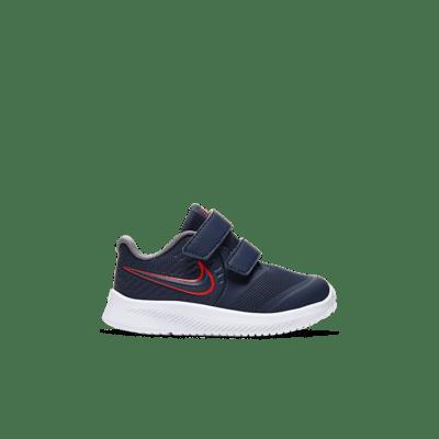 Nike Star Runner Blauw AT1803-405