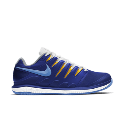 NikeCourt Air Zoom Vapor X Blauw AA8021-403