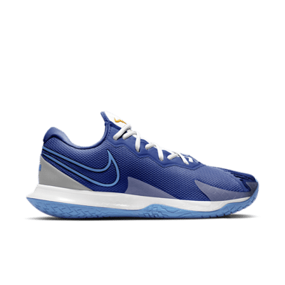 NikeCourt Air Zoom Vapor Cage 4 Hardcourt Blauw CD0424-400