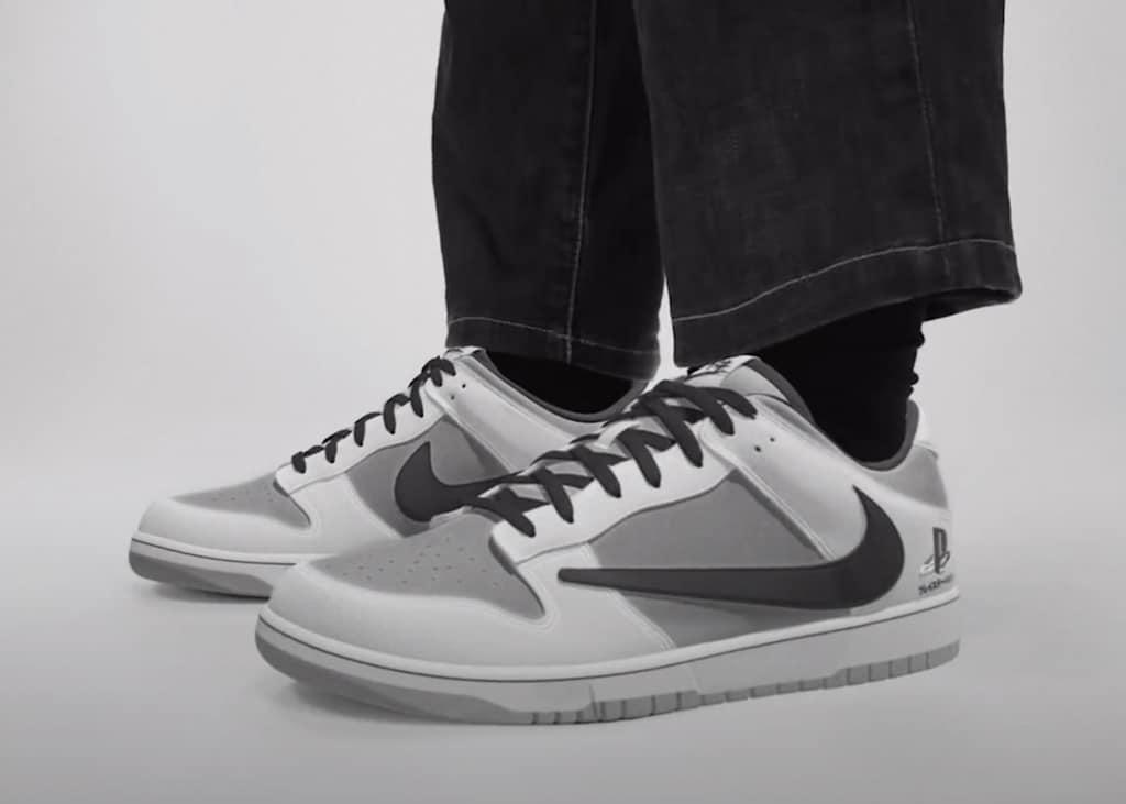 Wéér een samenwerking tussen Travis Scott en Nike voor Playstation