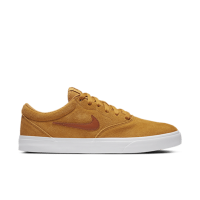 Nike SB Charge Suede Geel CT3463-700