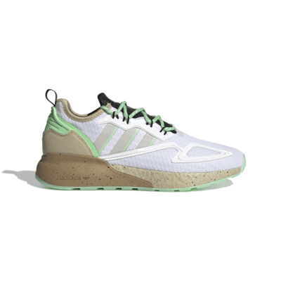 adidas ZX 2K Boost Mudhorn Cloud White GZ2760