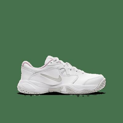 NikeCourt Jr. Lite 2 Wit CD0440-100