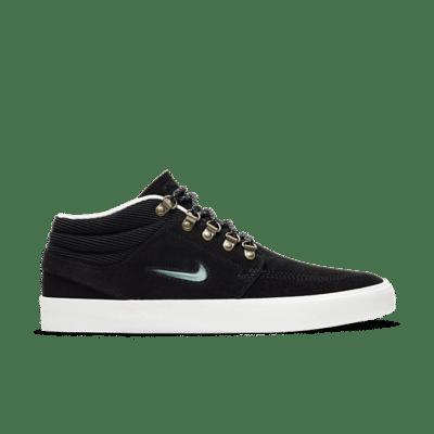 Nike SB Zoom Stefan Janoski Mid Premium Zwart CZ0451-001