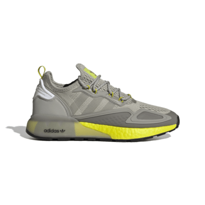 adidas ZX 2K Boost Metal Grey FY2002