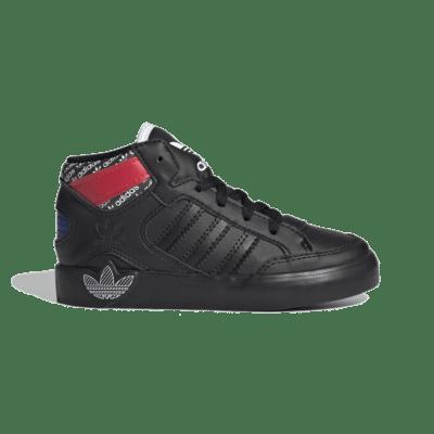 adidas HARD COURT HI I Core Black FV5483