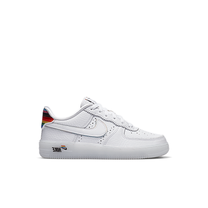 Nike Air Force 1 Low Be True 2020 (PS) CW7439-100