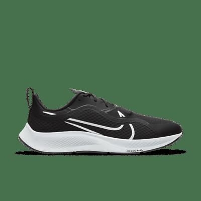 Nike Air Zoom Pegasus 37 Shield 'Black Pure Platinum' Black CQ7935-002