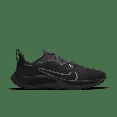 Nike Air Zoom Pegasus 37 Shield Zwart CQ7935-001