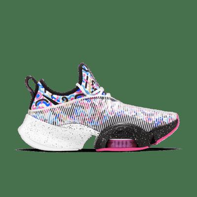 Nike Wmns Air Zoom SuperRep 'Curly Doodle' Black BQ7043-004