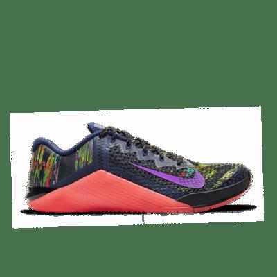 Nike Metcon 6 AMP Blauw CT1246-460